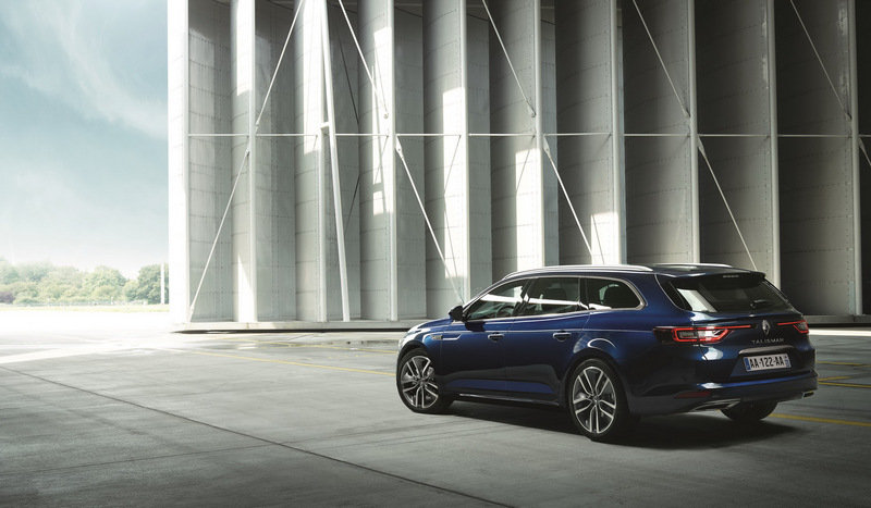 2016 Renault Talisman Estate