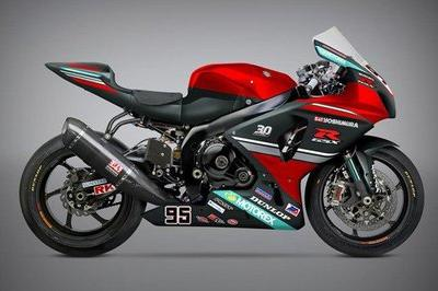 Roger Hayden To Ride Commemorative GSX-R1000 At The Indianapolis Grand Prix