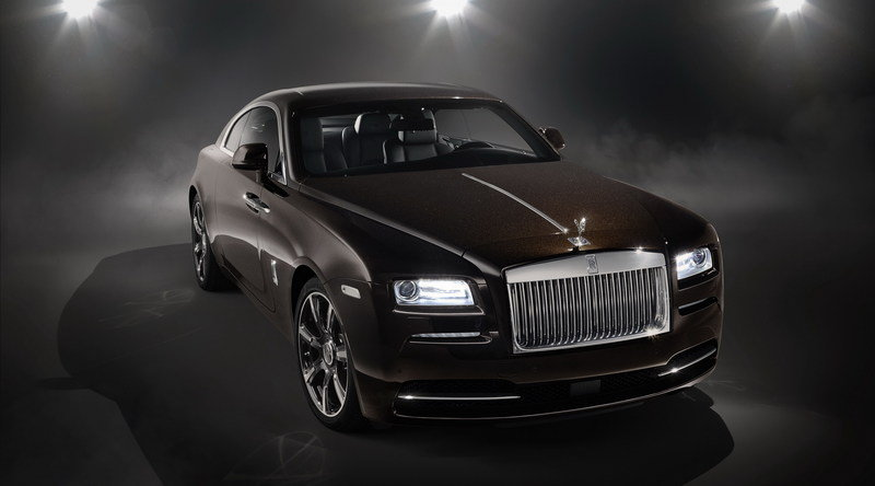 "2016 Rolls-Royce Wraith ""Inspired By Music"""