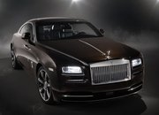 """Rolls-Royce Wraith """"Inspired By Music"""""""