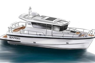 Sargo Boats Unveils The 33 Explorer Boat