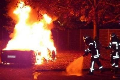 Spoiled Teen Torched His Ferrari 458 Italia Because he Didn't Like it