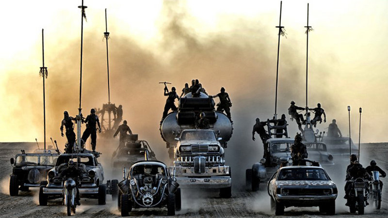 The 5 Best Cars For The Apocalypse
