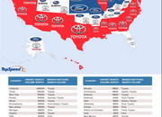 The World's Most Searched Car Brands: Infographic - image 639800