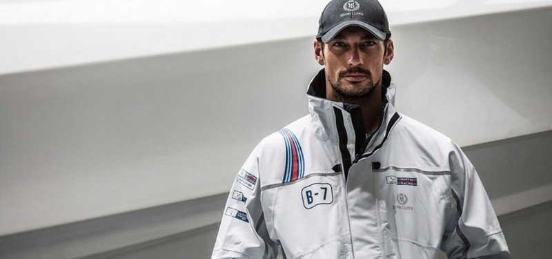 Vector Martini Racing Signs David Gandy To Racing Contract