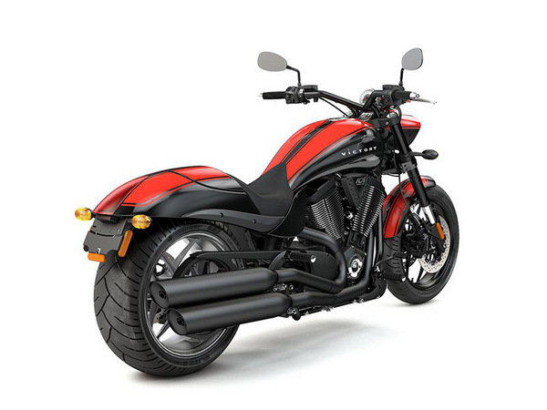 2016 - 2017 Victory Hammer S - Picture 643048 | motorcycle ...