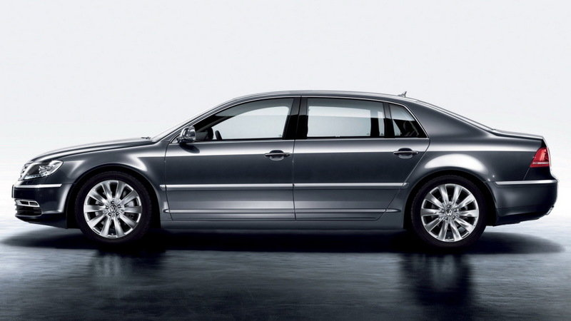 Next Volkswagen Phaeton Allegedly Delayed Once More
