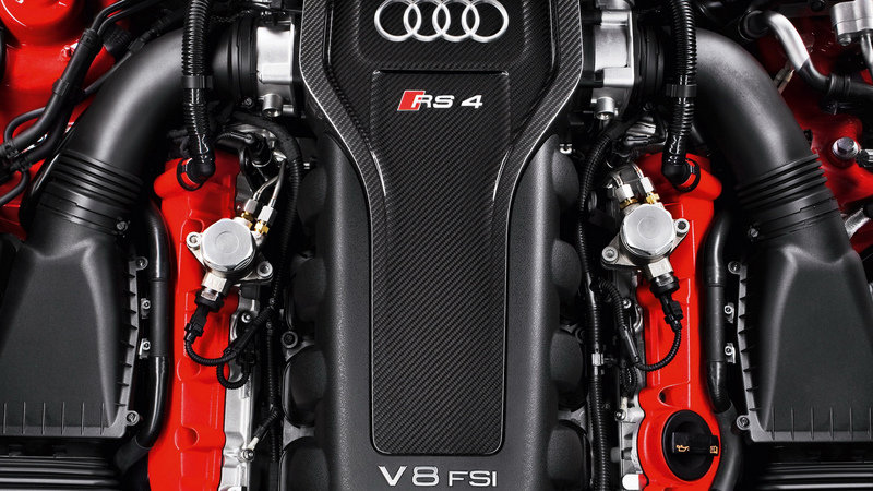 VW Group Developing New V-6, V-8 Engines