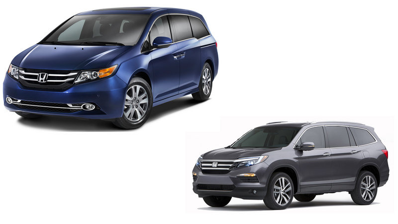 Which is Better For Families: Minivans or SUVs?