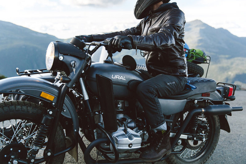 You Can Win a Ural Gear Up With Custom Camping Gear - image 643722