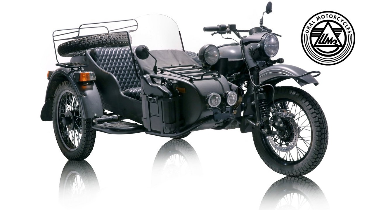 You can win a ural gear up with custom camping gear for Motor cycle without gear
