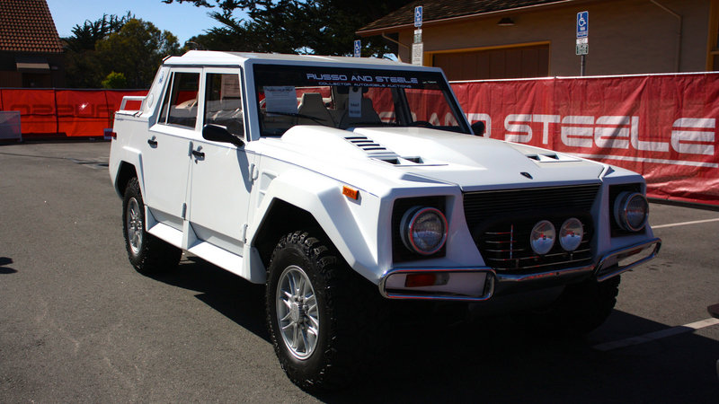 1986 - 1993 Lamborghini LM002 High Resolution Exterior AutoShow - image 644064