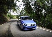 2014 Mercedes-Benz B-Class Electric Drive - image 648760