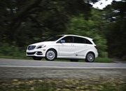 2014 Mercedes-Benz B-Class Electric Drive - image 648776