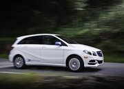 2014 Mercedes-Benz B-Class Electric Drive - image 648783