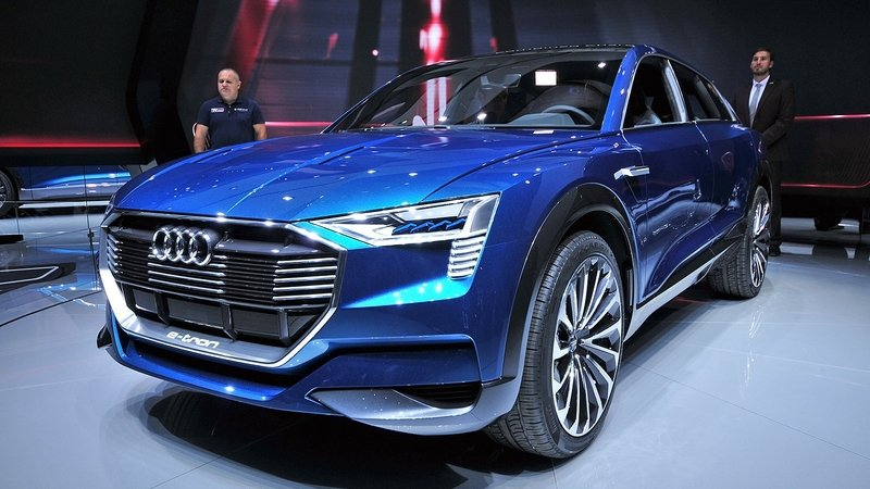 "Audi's First Production Series EV to be called the ""E-Tron"""