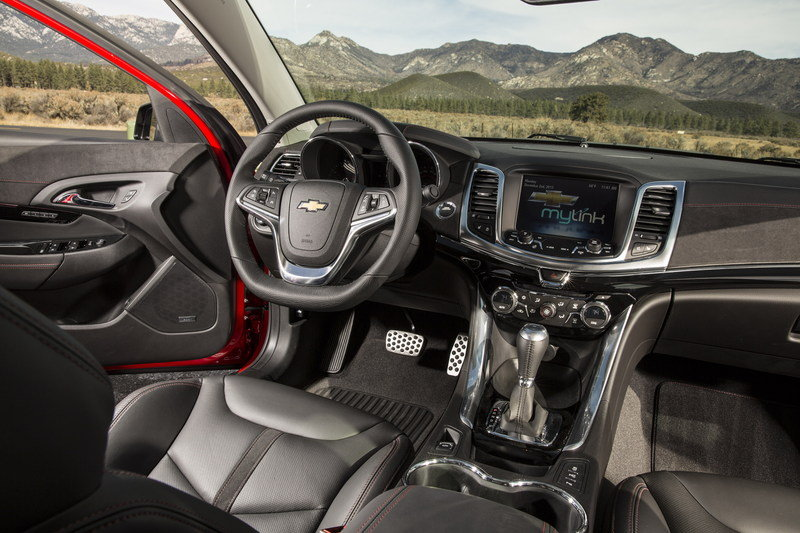 2016 Chevrolet SS High Resolution Interior - image 646691