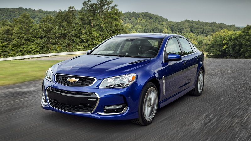 Chevrolet SS Production Comes to an End, Order Books Set to Close in a Week