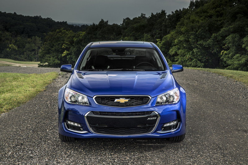 2016 Chevrolet Ss Top Speed