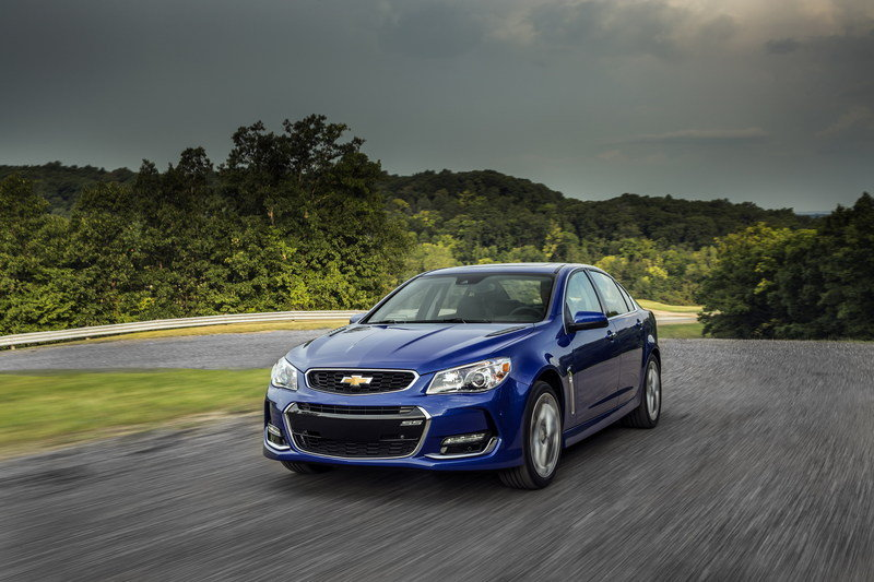 2016 Chevrolet SS High Resolution Exterior - image 646681