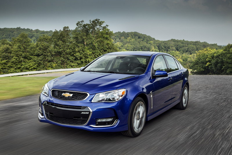 2016 Chevrolet SS High Resolution Exterior - image 646683