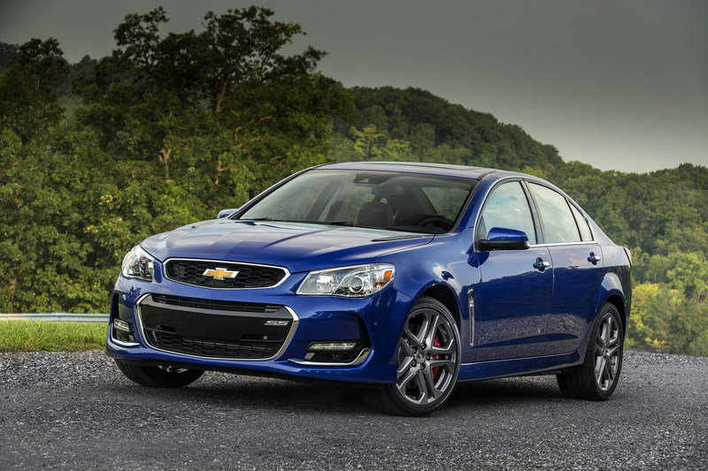 2016 Chevrolet SS High Resolution Exterior Wallpaper quality - image 646684