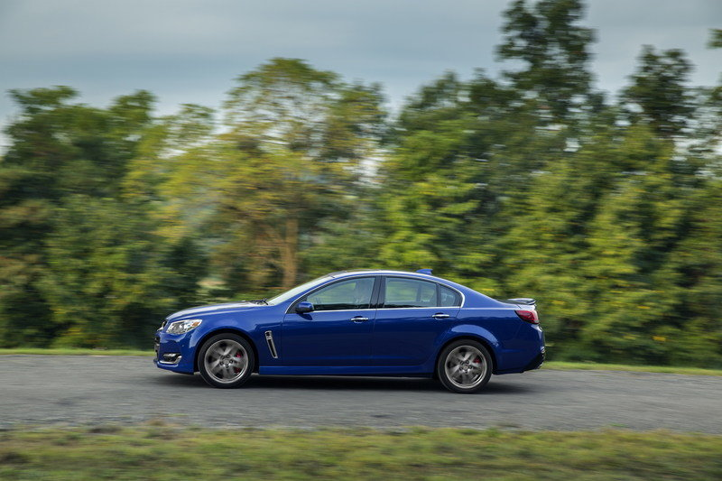 2016 Chevrolet SS High Resolution Exterior - image 646685