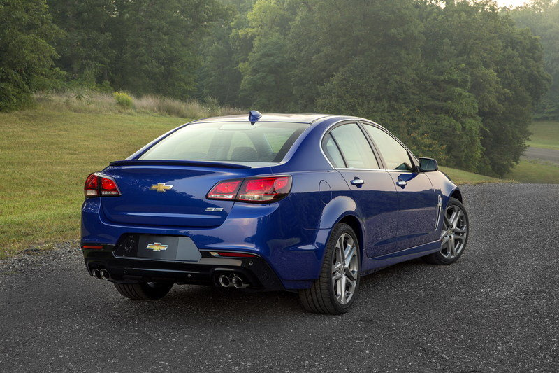 2016 Chevrolet SS High Resolution Exterior - image 646679