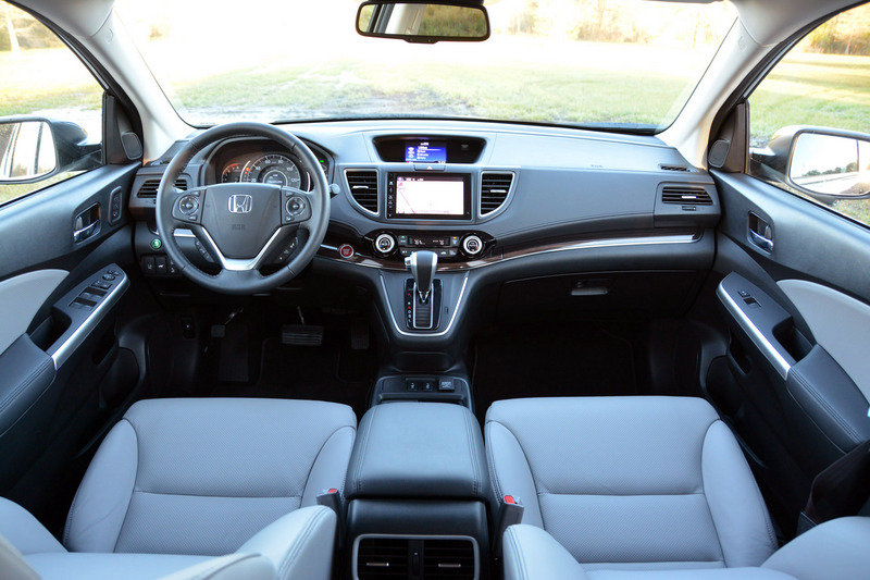 2015 Honda CR-V - Driven High Resolution Interior Test drive - image 645465