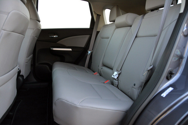 2015 Honda CR-V - Driven High Resolution Interior Test drive - image 645477
