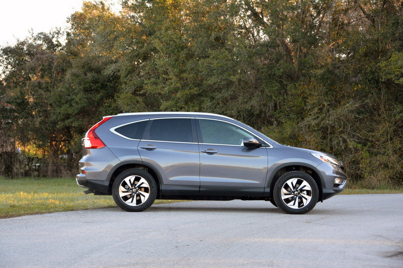 2015 Honda CR-V - Driven High Resolution Exterior Test drive - image 645448