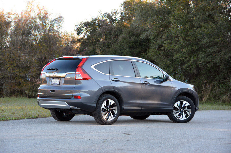 2015 Honda CR-V - Driven High Resolution Exterior Test drive - image 645449