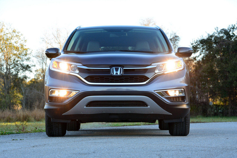 2015 Honda CR-V - Driven High Resolution Exterior Test drive - image 645451