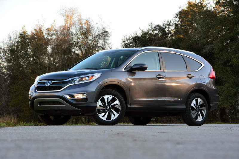 2015 Honda CR-V - Driven High Resolution Exterior Test drive - image 645446