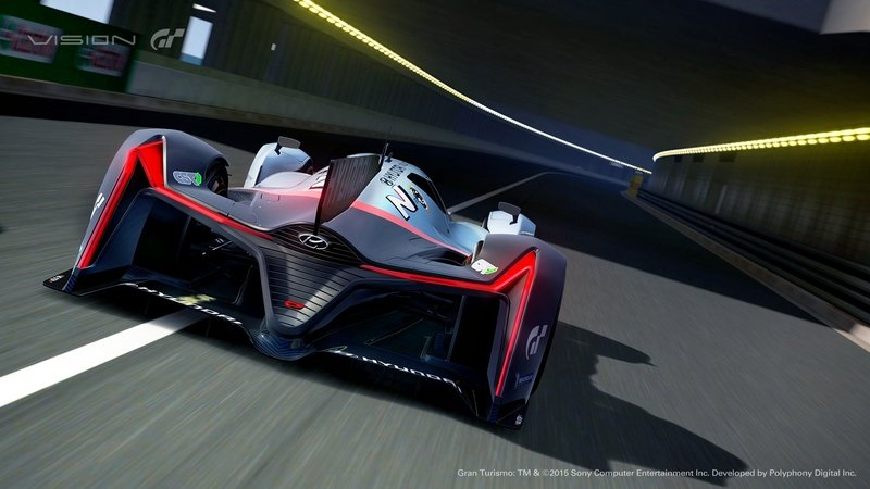 2015 Hyundai N 2025 Vision Gran Turismo High Resolution Exterior - image 646047