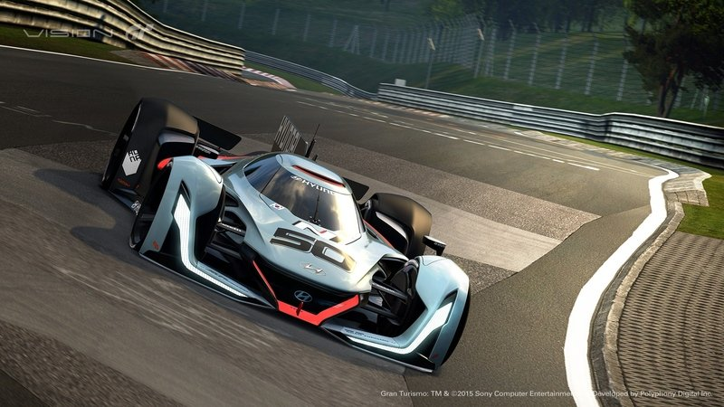 2015 Hyundai N 2025 Vision Gran Turismo High Resolution Exterior - image 646051