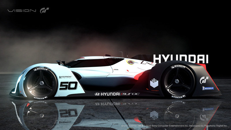 2015 Hyundai N 2025 Vision Gran Turismo High Resolution Exterior - image 646069