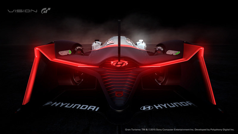 2015 Hyundai N 2025 Vision Gran Turismo High Resolution Exterior - image 646070