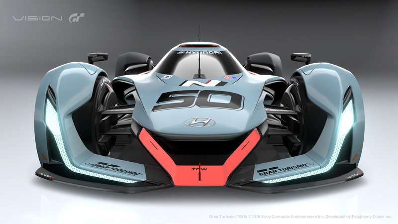2015 Hyundai N 2025 Vision Gran Turismo High Resolution Exterior - image 646072