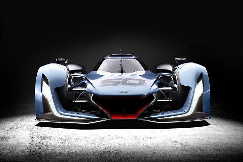 2015 Hyundai N 2025 Vision Gran Turismo High Resolution Exterior - image 646040