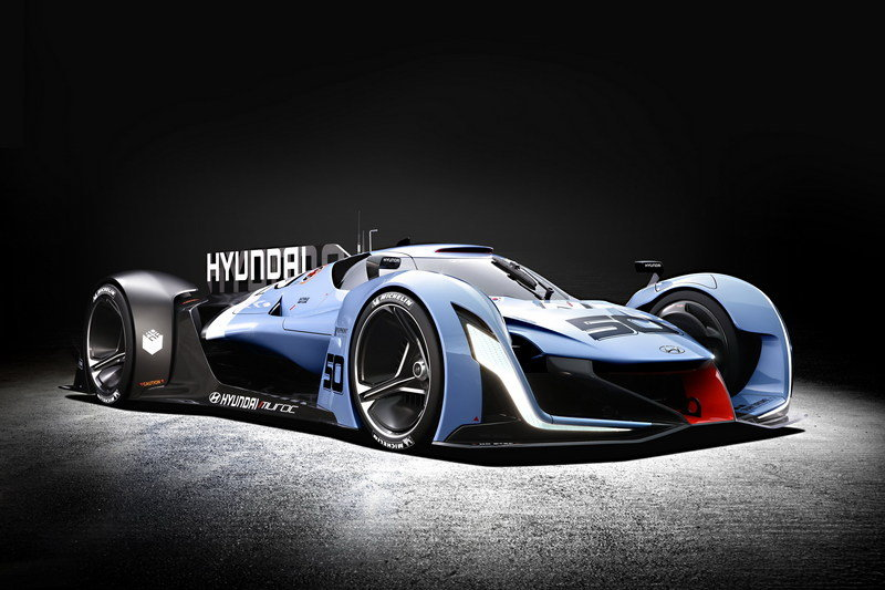 2015 Hyundai N 2025 Vision Gran Turismo High Resolution Exterior Wallpaper quality - image 646041