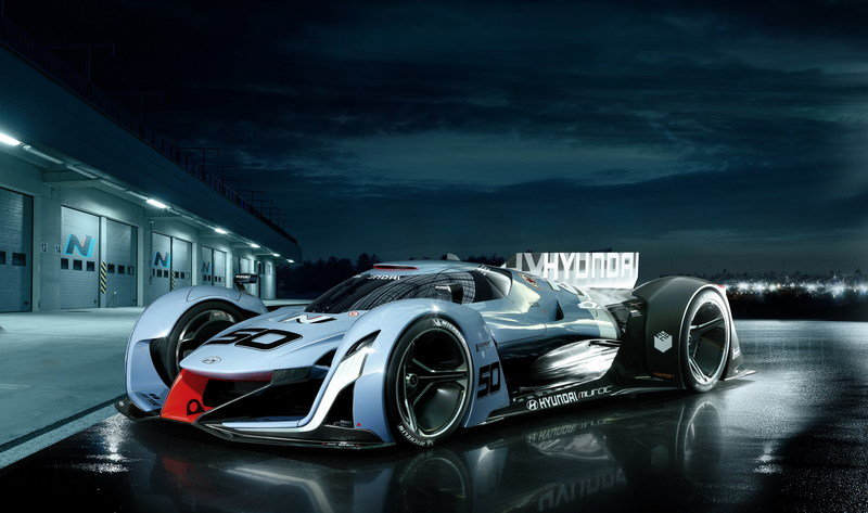 2015 Hyundai N 2025 Vision Gran Turismo High Resolution Exterior - image 646043