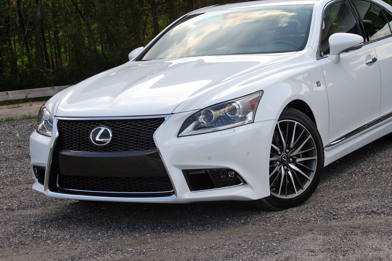 2015 lexus ls460 f sport driven picture 645468 car review top speed. Black Bedroom Furniture Sets. Home Design Ideas