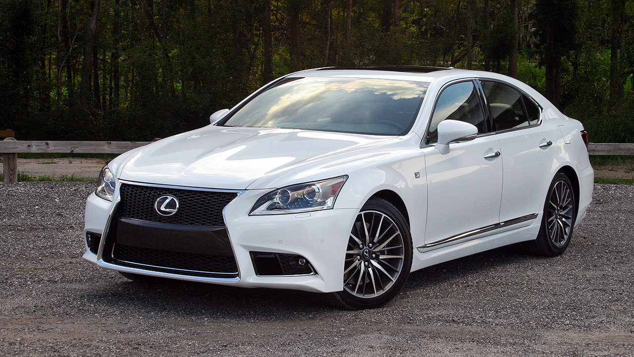 2015 lexus ls460 f sport driven picture 645463 car review top speed. Black Bedroom Furniture Sets. Home Design Ideas