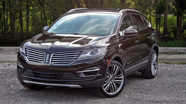 2014 Lincoln Mkc Car Review Top Speed