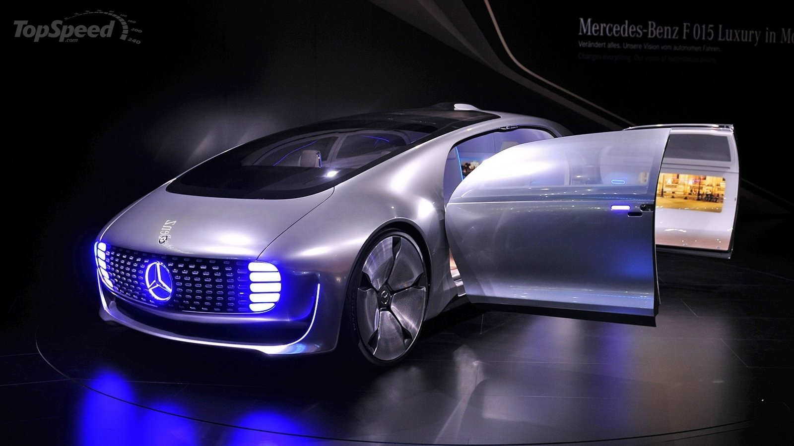 Mercedes F 015 >> 2015 Mercedes-Benz F 015 Luxury In Motion Review - Gallery - Top Speed
