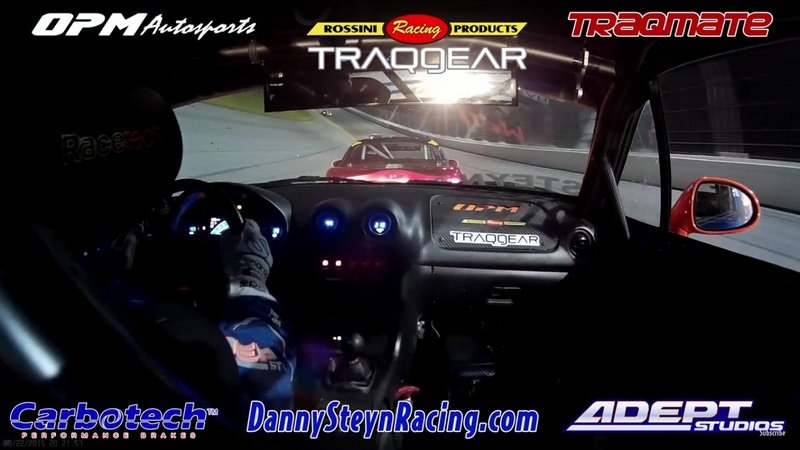 2015 SCCA Runoffs Spec Miata Q2 Qualifying Session At Daytona: Video
