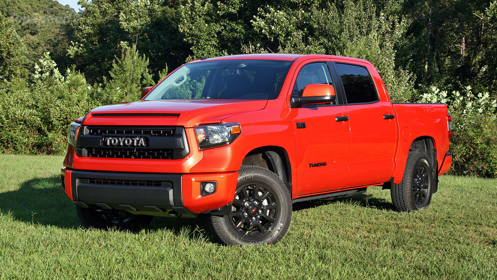 Types Of Pickup Trucks >> 2015 Toyota Tundra TRD Pro - Driven Review - Gallery - Top Speed