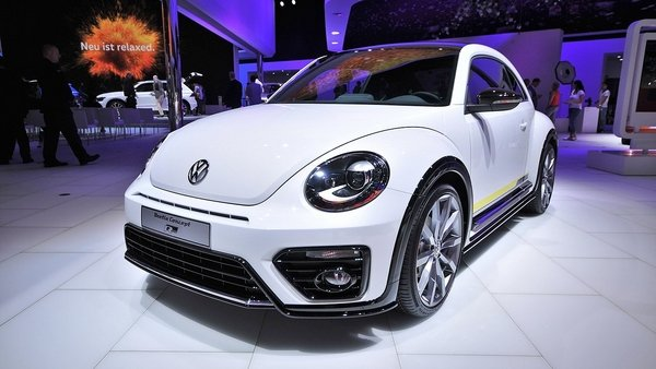2015 Volkswagen Beetle R-Line Concept Review - Top Speed