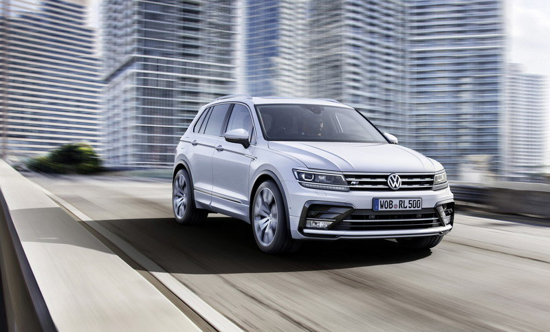 2016 Volkswagen Tiguan High Resolution Exterior - image 645782